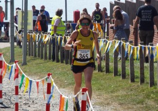 Amelia Culshaw - 2nd Lady 10 Mile Race