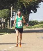 Tom Cresswell - Overall Winner 10 Mile Race