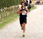 Dimitrij Savickij 2nd Overall, 5 Mile race (00:30:26)