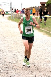 Edward Mitchell - 2nd Overall 10 Mile Race (00:56:14)