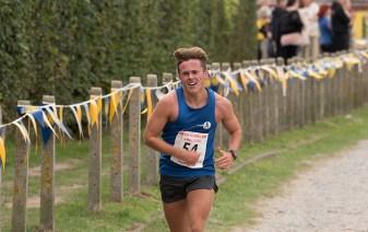 Stephen Kirsh - 1st Male Under 20, 5 Mile Race (00:31:56)