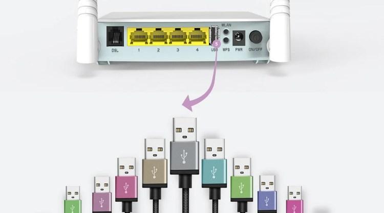 tenda v300 4 port 300 mbps vdsl modem