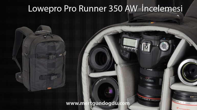Lowepro Pro Runner 350 AW İncelemesi