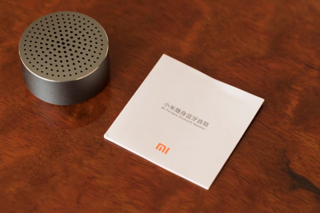 Xiaomi Mini Bluetooth Hoparlör