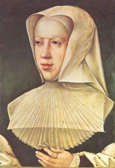 Margarita de Austria, quasi reina de España