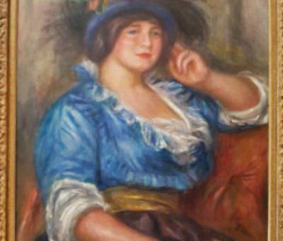 Gabrielle Colonna, la joven de la rosa
