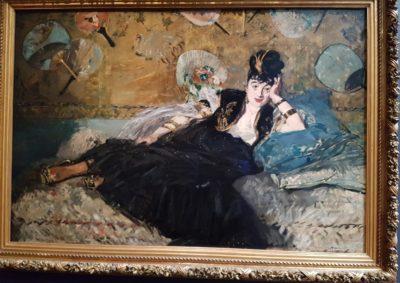 Marie Anne Gaillard, la dama de los abanicos