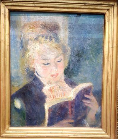 La lectora