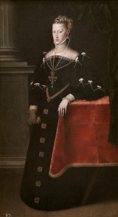 La emperatriz María de Austria