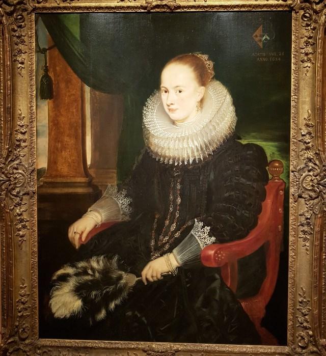 Antonia Canis por Cornelis de Vos