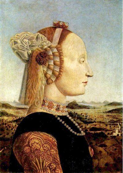 Battista Sforza, duquesa de Urbino
