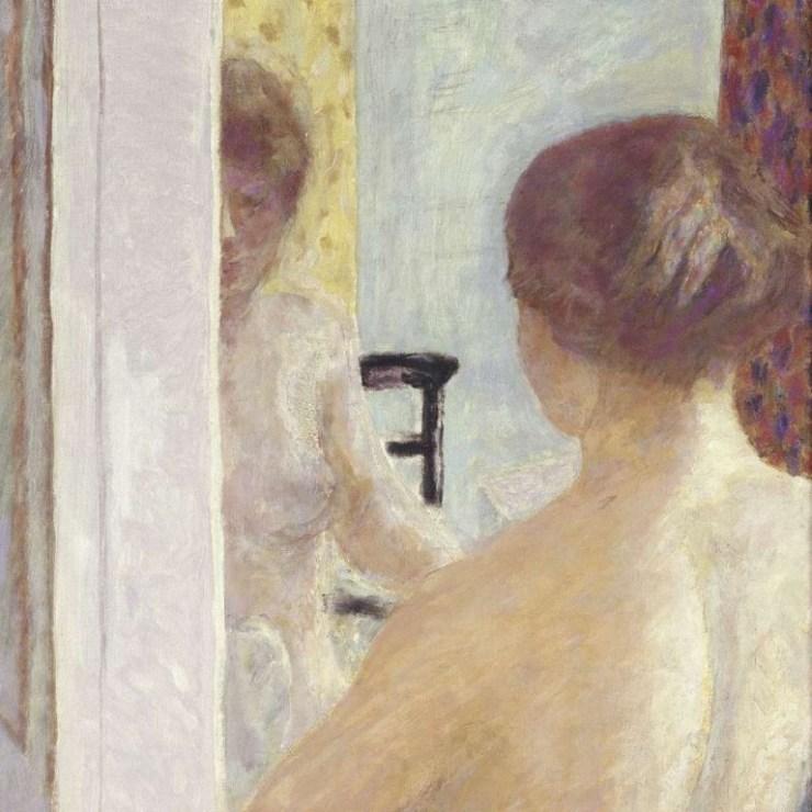 El aseo, Pierre Bonnard