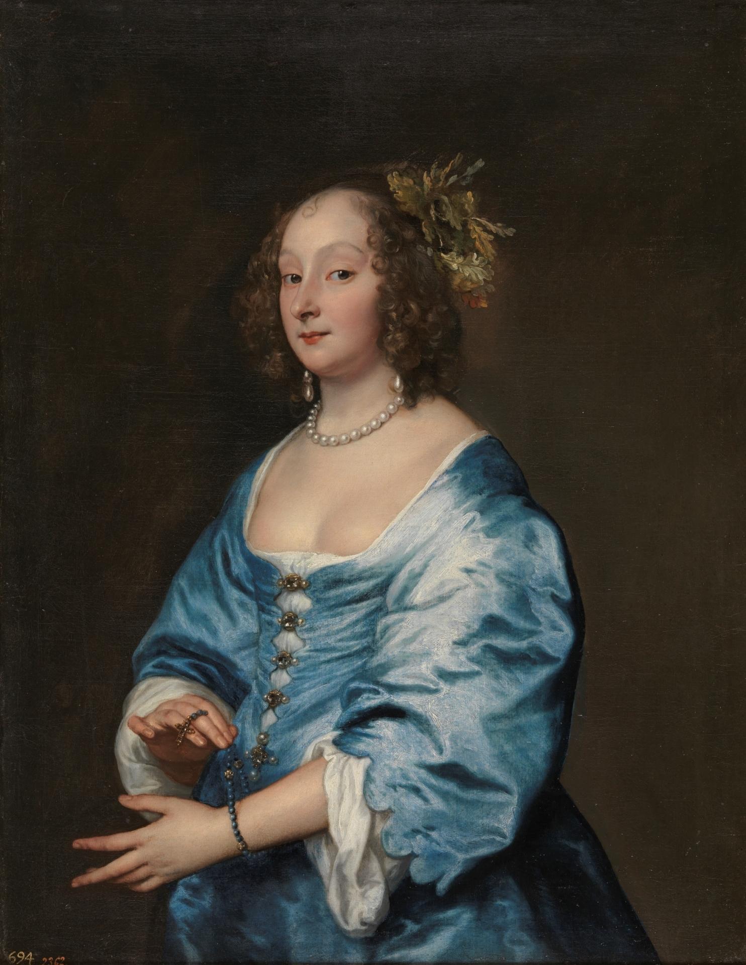 María Ruthwen, lady van Dyck