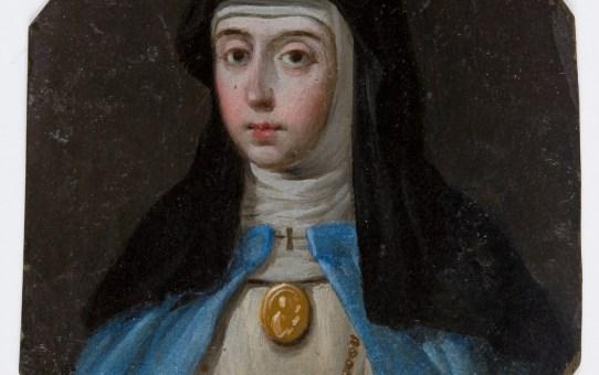 Sor María de Jesús de Ágreda