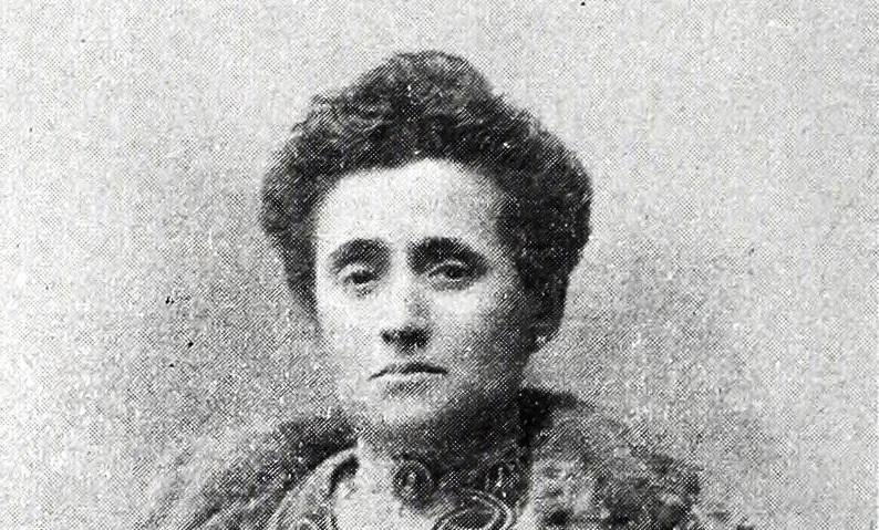 Concepción Aleixandre, científica