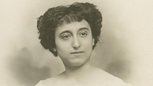 María Rodrigo, pianista y compositora