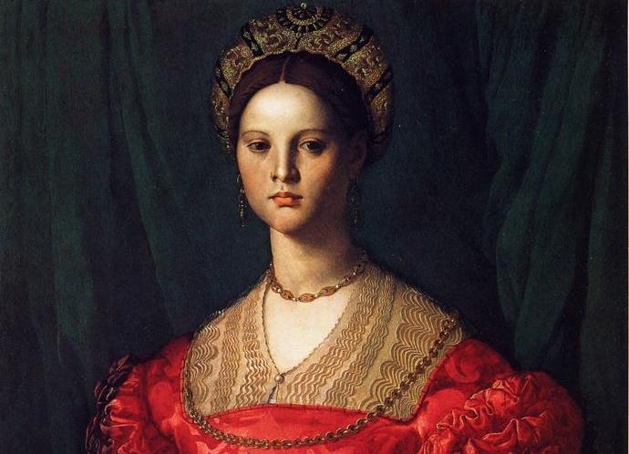 Gracia Nasi, alias Beatriz de Luna, La Señora