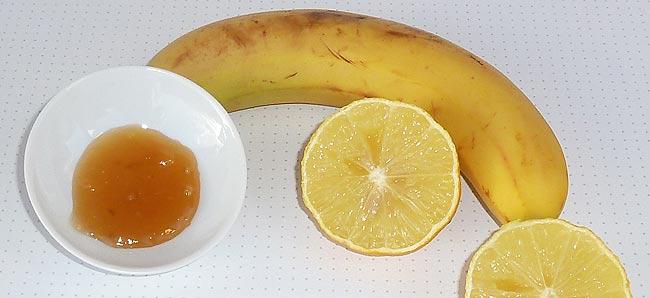 Masque hydratant à la banane