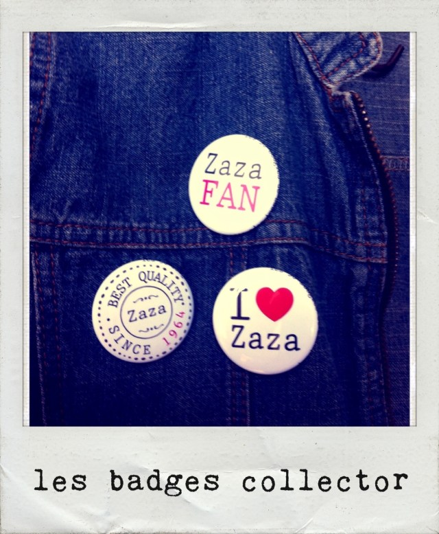 I Love zaza -  Collectors!