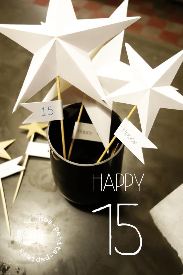 happy15 - ta bonne étoile