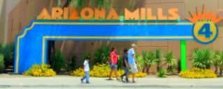 Mesa shopping malls hot spots