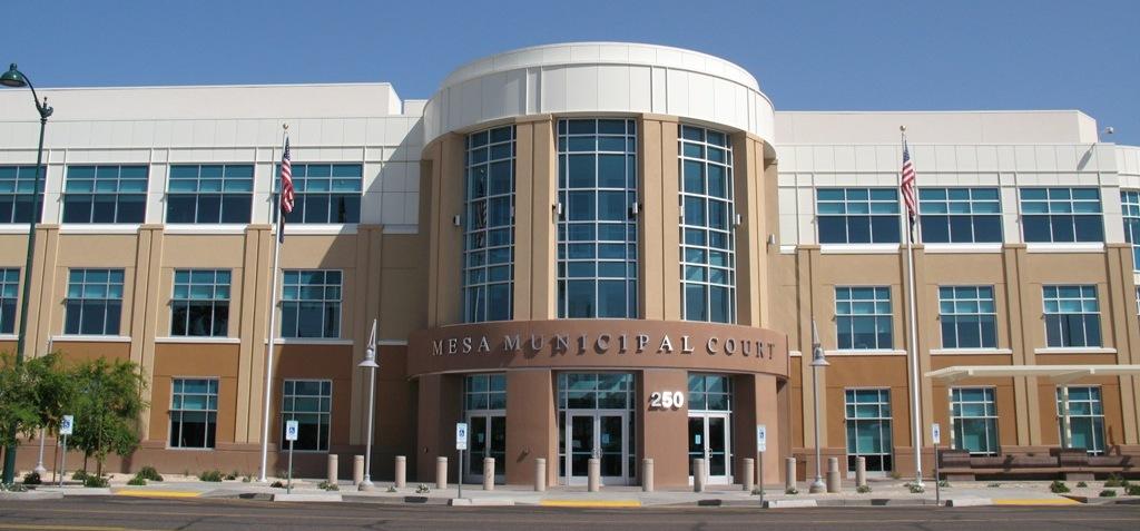 Mesa Arizona Court Records