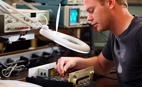 Image result for Electronics Technology Degree Jobs