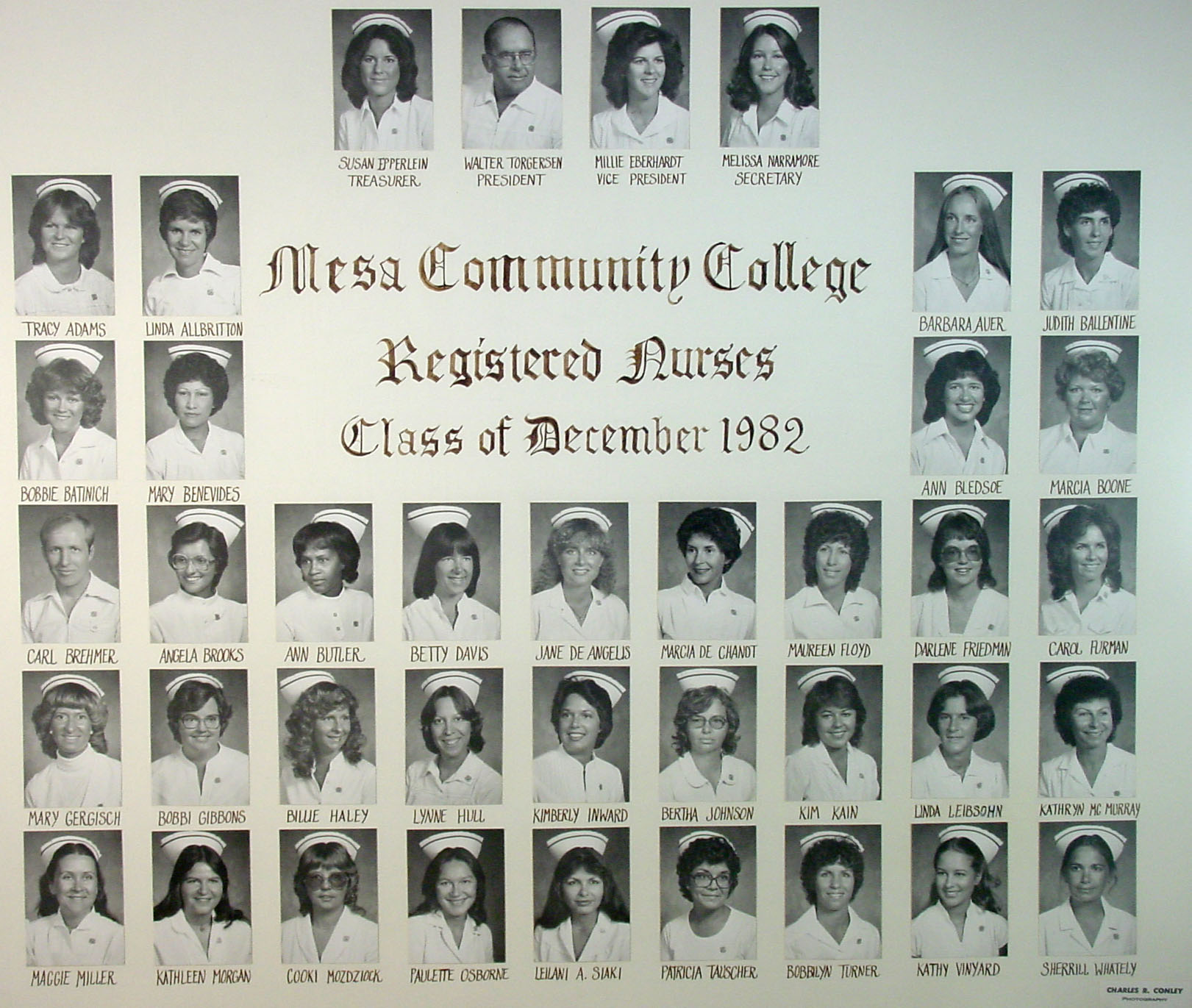 1980s  Nursing  Mesa Community College