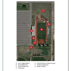 Track And Field Diagram Ford Kuga Mk2 Wiring Facility Diagrams Championships Mesa Community College