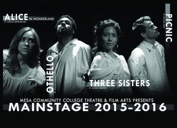 Shows  Events  Theatre  Film Arts  Mesa Community College