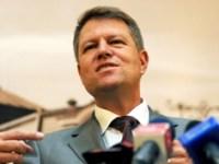"""Iohannis: """"În următorii 4-5 ani nu vor mai exista străzi de pământ în Sibiu"""""""