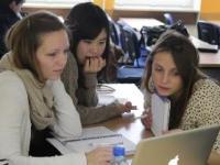 Studenții RO-GER la seminarul International  organizat la varșovia