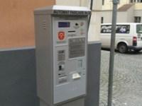 Încă şase automate de parcare vor fi instalate în centru