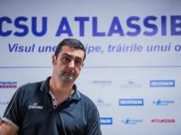 CSU Atlassib Sibiu joacă, mâine, derby-ul Ardealului