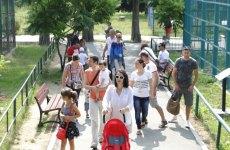 """""""Mergi pe jos! E sănătos!"""" Un concurs pentru cei mai tineri sibieni, organizat în Săptămâna Europeană a Mobilității"""