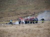 Dosar penal în cazul elicopterului prăbușit în județul Sibiu