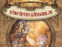 """Romanul fantasy """"Basmania. Răspântia gândurilor"""" ajunge la Sibiu"""