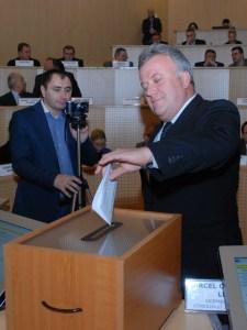 Sovaiala voteaza
