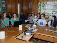 Elevii sibieni premiați pentru proiecte de mediu