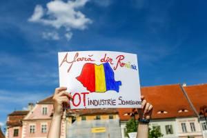 protest padure