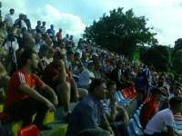 Fanii fotbalului local din Cisnădie au motive să fie mândri