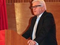 Ministrul federal al Afacerilor Externe, Dr. Frank-Walter STEINMEIER | (© Consulatul German Sibiu/Dan Creţu)