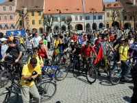 Începe sezonul bicicletelor la Sibiu