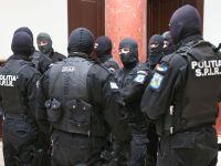 Grupare infracțională din Sibiu specializată în trafic de persoane și camătă, destructurată de polițiști și procurori