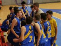 CSU Sibiu U14 la Turneul Semifinal