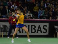 GALERIE FOTO: România – Cehia 2-1 în Fed Cup, după victoria Simonei Halep în fața Petrei Kvitova