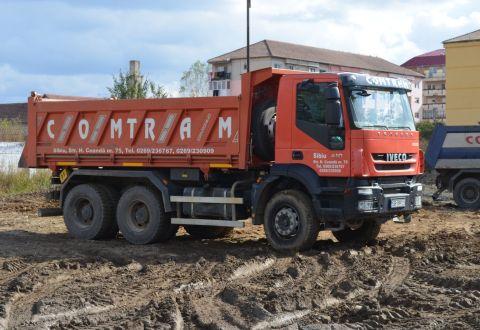 Terra Building SRL și Comtram vor încasa aproximativ 25 de milioane de lei de la Primăria Sibiu