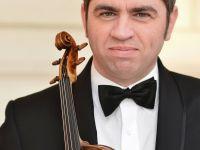 Violonistul Remus Azoiţei, profesor la Academia Regală din Londra, concertează la Sibiu