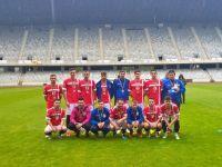 Echipa de fotbal a ULBS, vicecampioană Națională Universitară