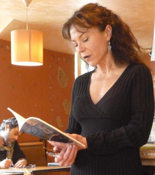 Cecilia Woloch
